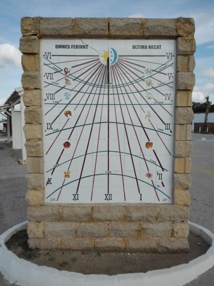 Reloj de Sol El Palmar Vejer