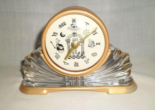 horloge maçonnique 2