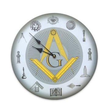 horloge maçonnique