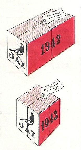 jaseur Jazette n°2 Août 1943 page 1