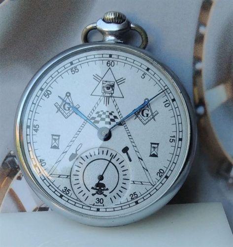 montre maçonnique 7