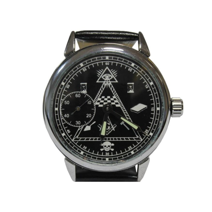 montre maçonnique