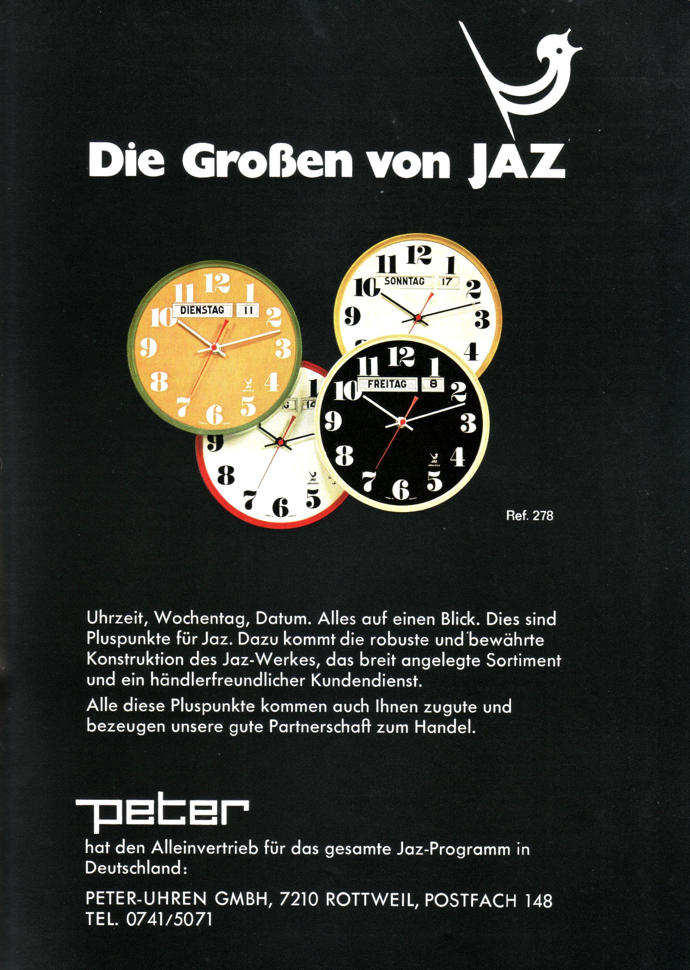 JAZ 1974
