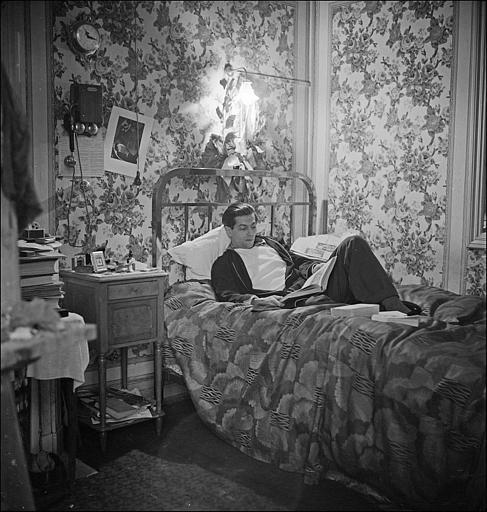 La Semaine, 28 novembre 1940 serge lifard pour son ballet 'Les chevaliers errants' à l'Opéra