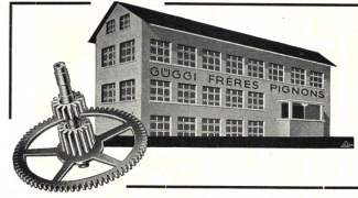 1947 Guggi_Freres pub 1947