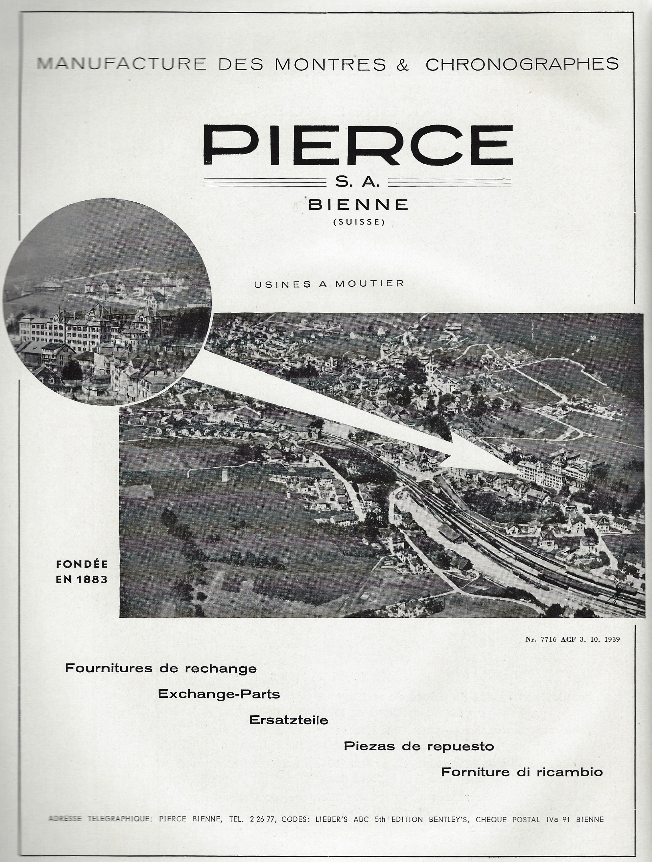1949 Pierce_SA_Bienne 1949