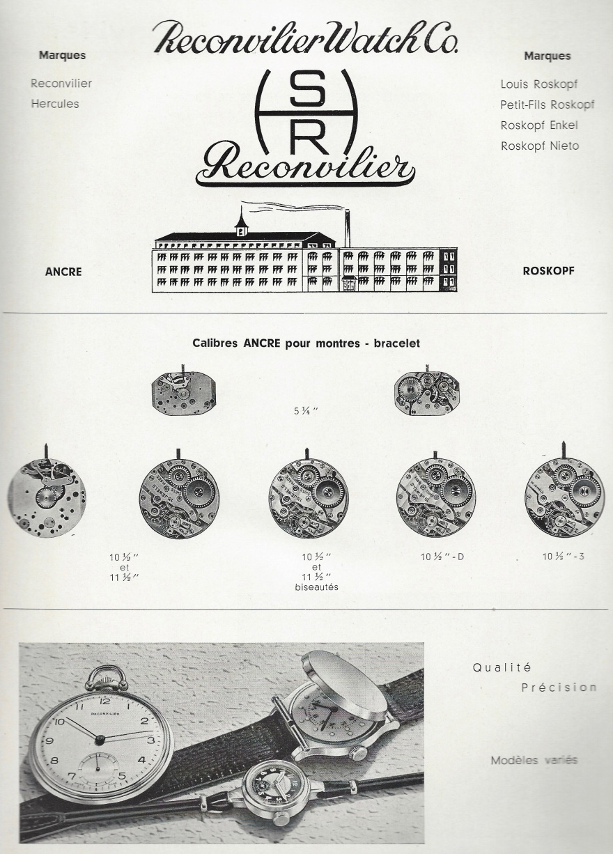 1949 Reconvilier_Watch 1949