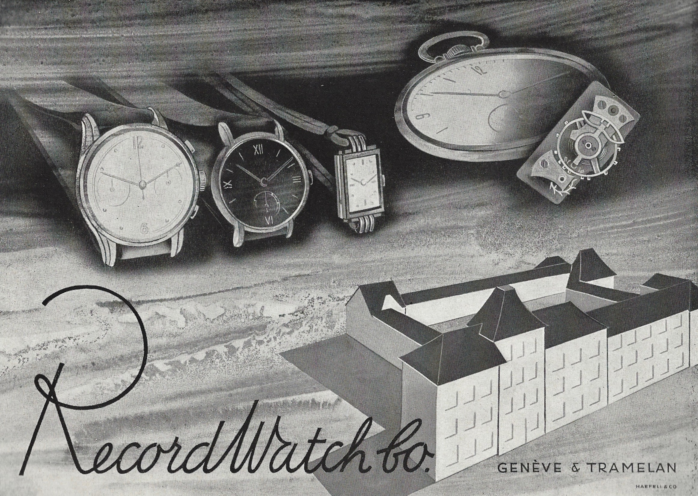 1949 Record_Watch_Co_Tramelan_Geneve_Pub 1949