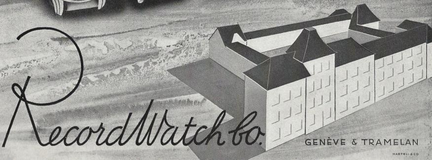 1949 Record_Watch_Co_Tramelan_Geneve_Publicites_de_1949