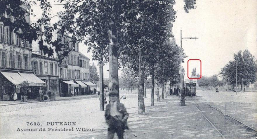 avenue du pdt wilson