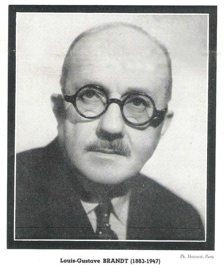 Brandt Louis Gustave