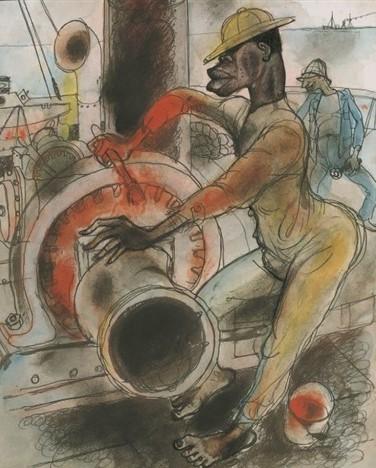 dessin 1930 Parry