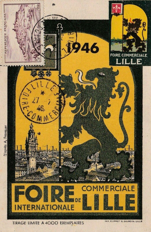 Foire Lille 1946