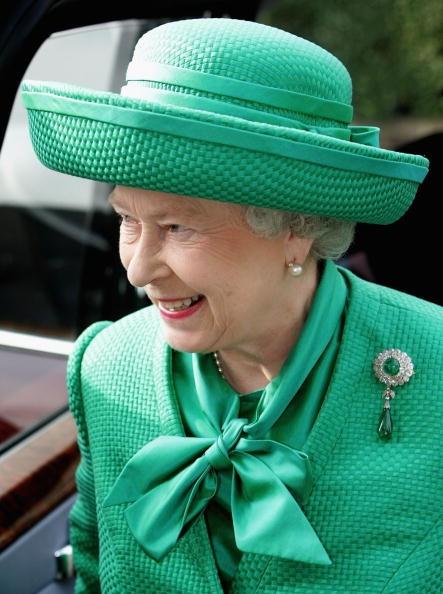 Green Queen (1)