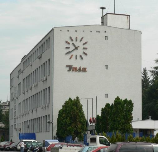 Insa usine