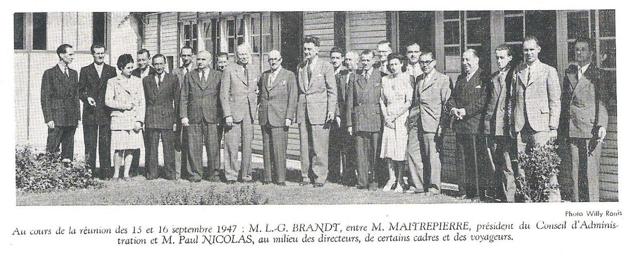Jazette déc 1947 page 3