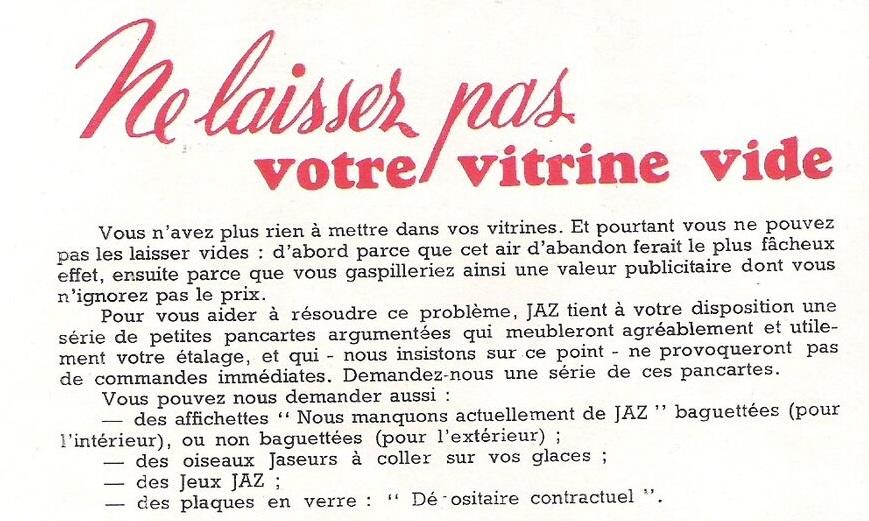 Jazette n°2 Août 1943 page 4