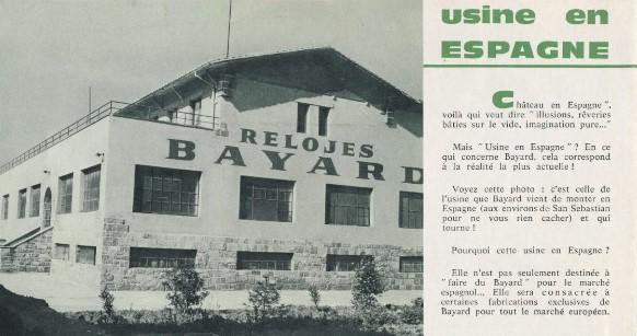 l'informateur mars avril 1961