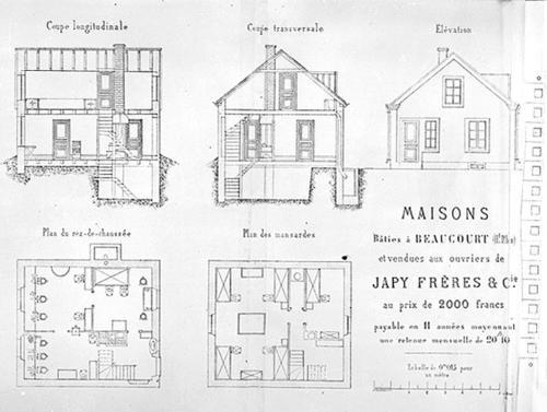 maisons Japy
