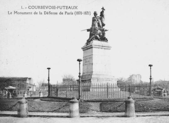 monument la défense