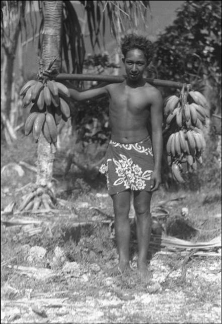moorea 1932