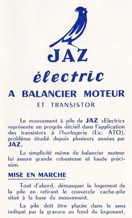notice 1 Electric balancier moteur