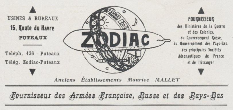 pub zodiac