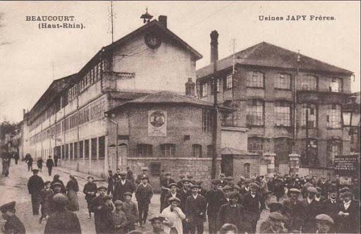 usine Japy