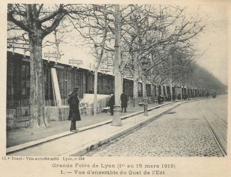 1916 foire de lyon