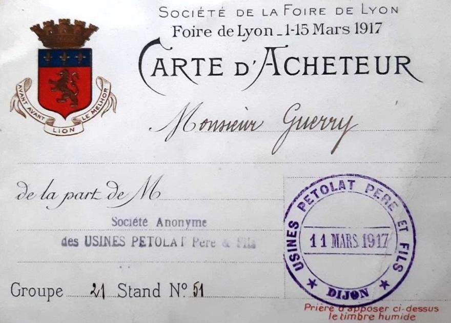 1917 Petolat