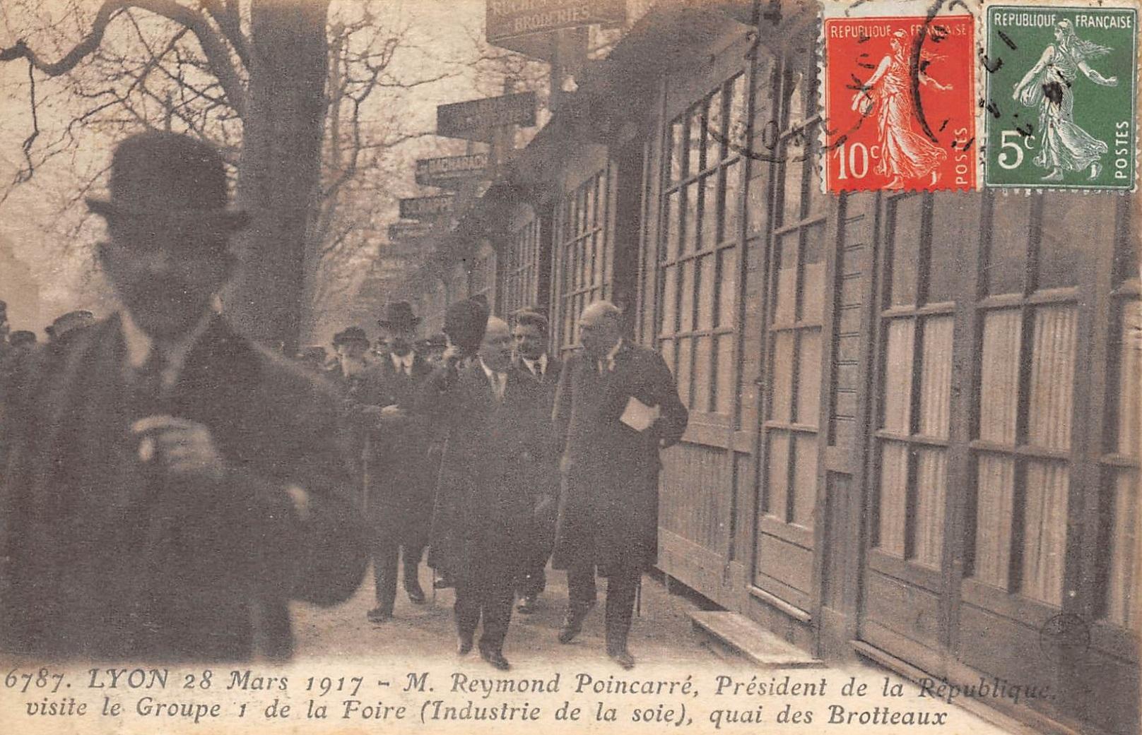 1917_Foire_de_Lyon Poincaré