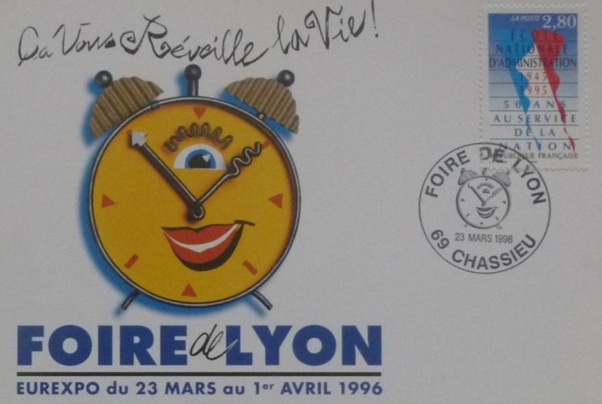1996 lyon