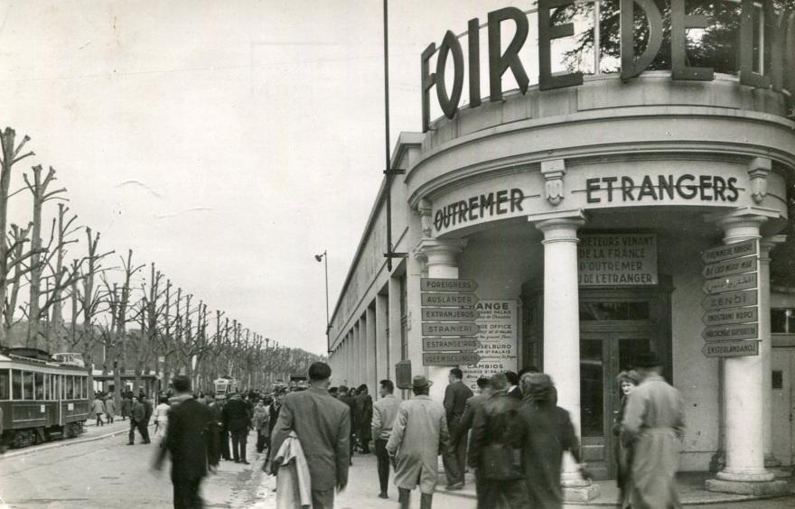 Acheteurs étrangers Foire de Lyon