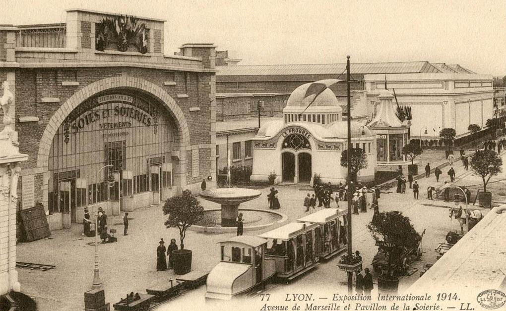 Expo 1914 ler progrès