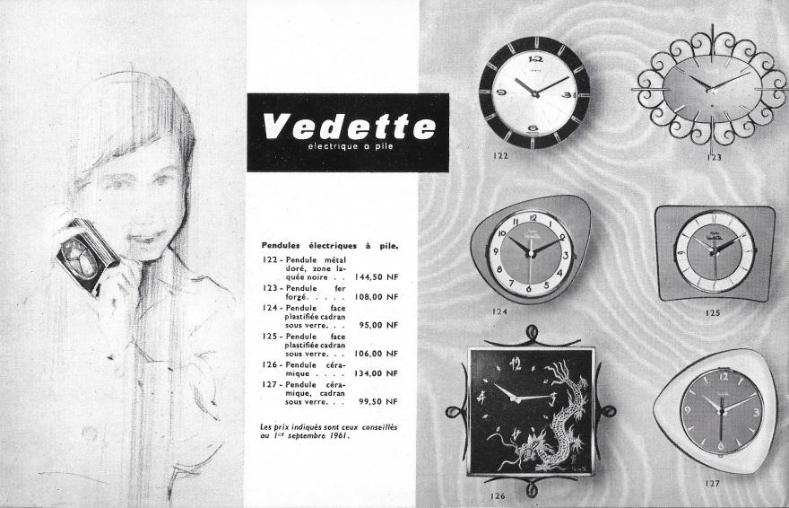 page Vedette