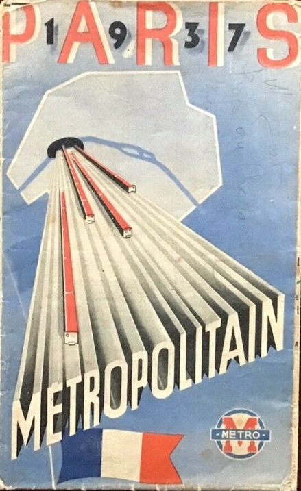 Plan-Metro-Paris-Exposition-Universelle-1937
