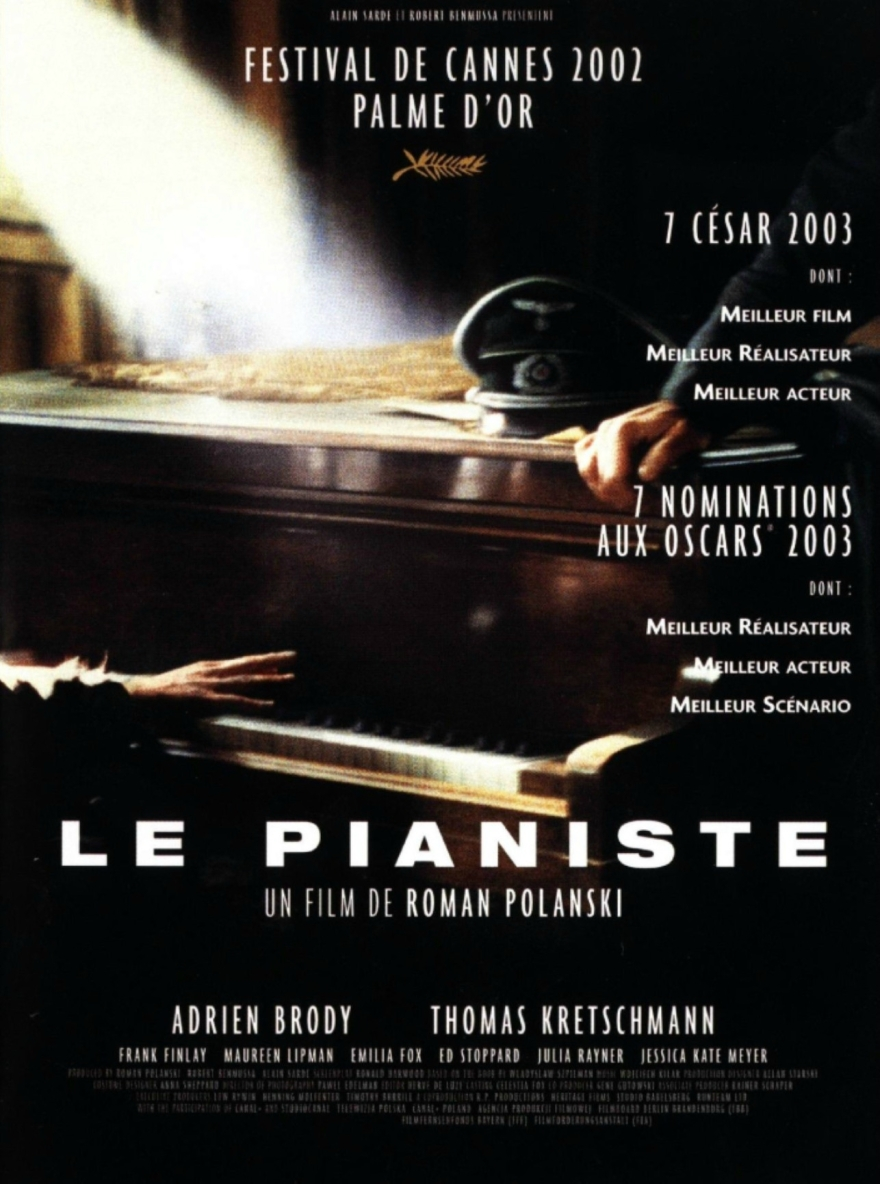 affiche pianiste