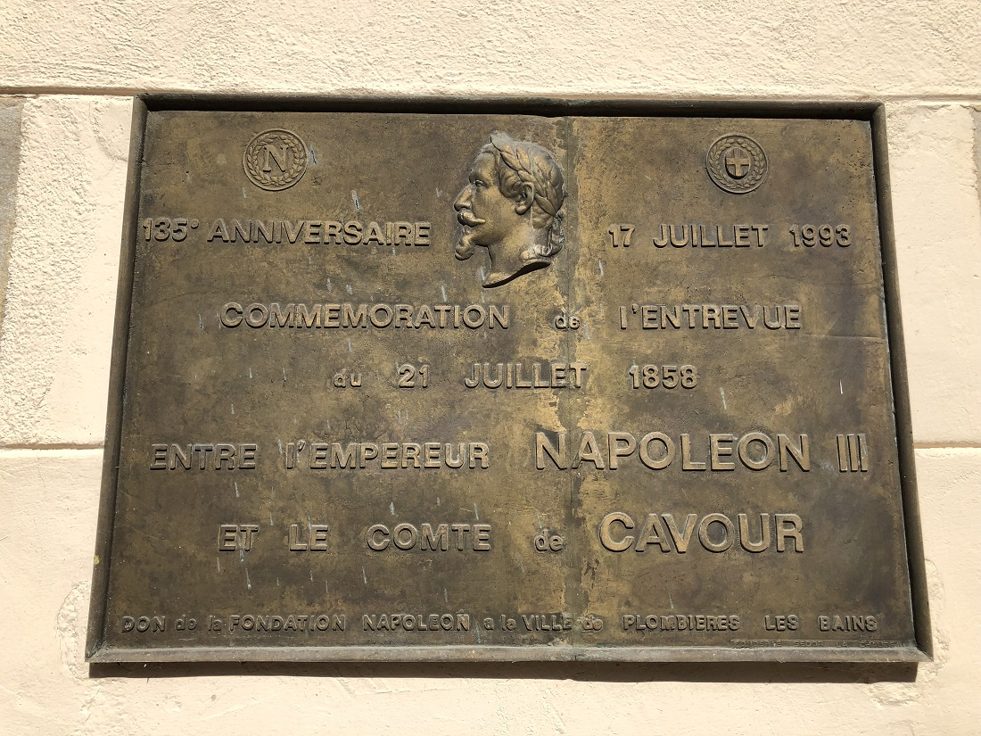 Cavour Napoléon III