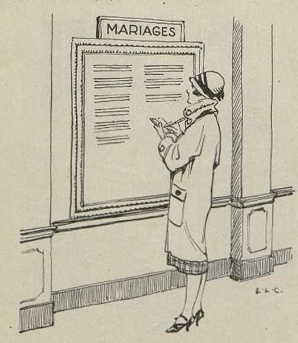 cousyn illustrateur mariages