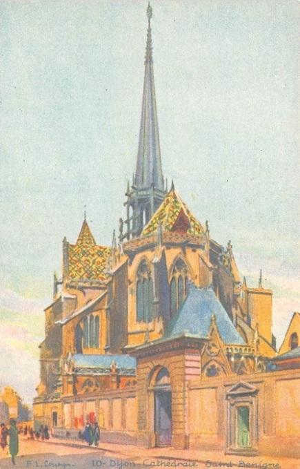 Dijon Saint bénigne