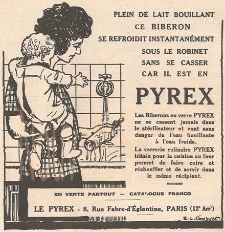 pyrex par cousyn