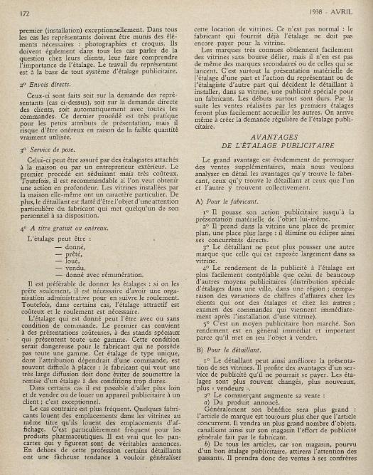 Vendre avril 1938 page 172