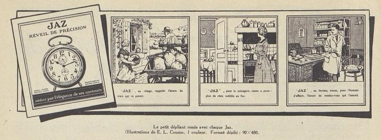 VENDRE n°5 Mars 1924 ours page 312