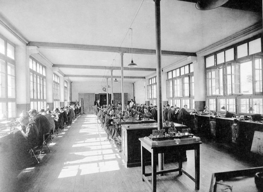 1937 atelier