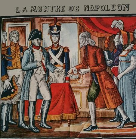 57-1967-Lip-offrant-une-montre-à-Napoléon