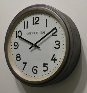Ancienne horloge Charvet Delorme