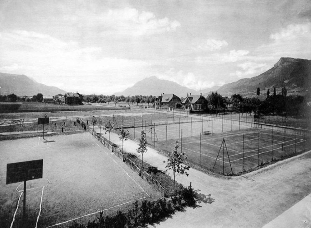 Cluses terrain desport et montagnes