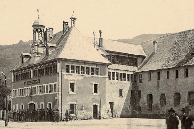Ecole Nationale d'horlogerie