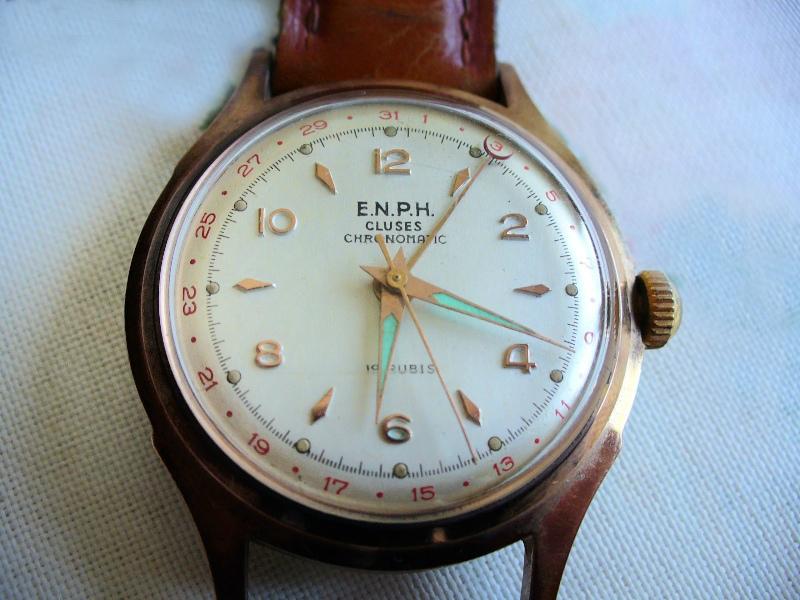 ENH montre de fin