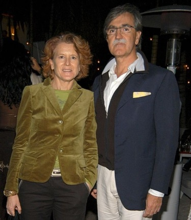 - DECEMBER 1: Rosa Sandretto and Gilberto Sandretto attend Yvonne Force Villareal and Mark Fletcher host private dinner for Marrakec at The Cabana on December 1, 2005. (Photo by Patrick McMullan/Patrick McMullan via Getty Images)